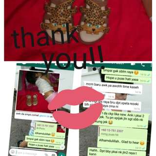 Hepy buyer 😊.. 10qsm 😘😘