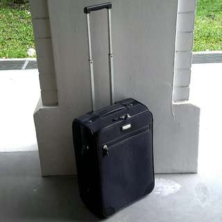 "Thomas Mendoza 20.5"" Cabin Luggage Bag"