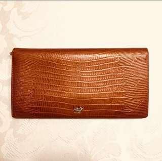 Braun Buffel 長型銀包 2 Fold Long Wallet