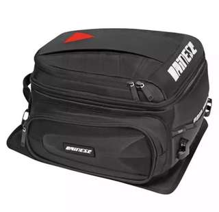 Dainese rear tail bag (comes with rain cover)