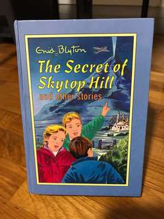 The Secret of Skytop Hill and other Stories by Gnid Blyton