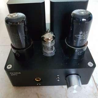 APPJ PA 1502 HEADPHONE AMPLIFIER