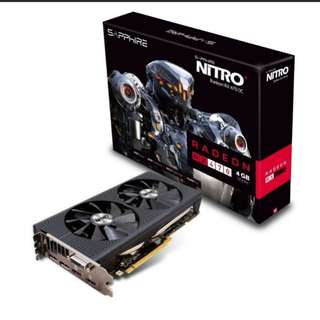 Sapphire NITRO Radeon RX 460 4GB