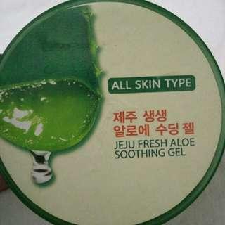 Jeju Aloe Sooting Gel