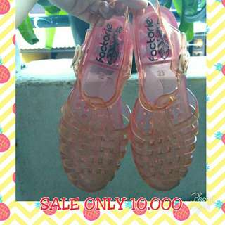 SALE!! Jelly shoes