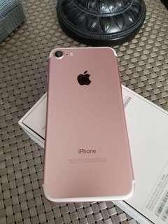 Iphone 7 with Box Starhub Set