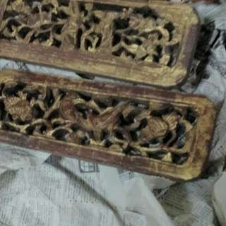 Chinese Wood Craving