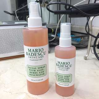 Repriced Mario Badescu Facial Spray