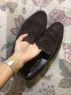 PRADA Top sider (original💯)