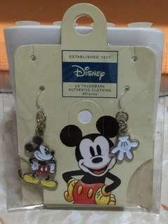 米奇穿耳環 Mickey Mouse Pierced Earring (Brand new 全新)