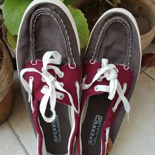 Pre-loved Authentic Sperry Top-sider