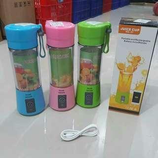 Juice cup portable