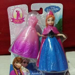 Frozen Anna Magiclip
