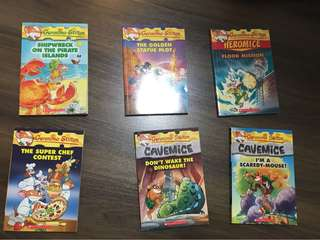 Cheap Geronimo Stilton 📚 Books