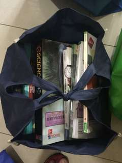 """Complete Grade 7 books for STC - St. Theresa""""s College school"""