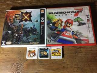 3DS Games Japanese