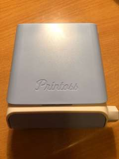 Printoss 寶麗萊印相機 日本直送