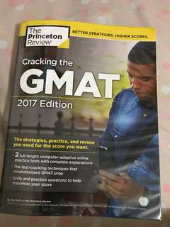 Cracking thr GMAT 2017 Edition