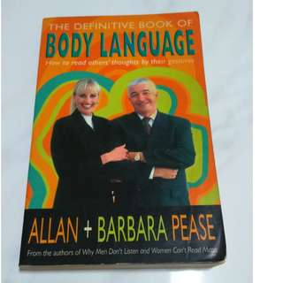 [Educational Book] The Definitive Book of Body Language: How To Read Others' Thoughts By Their Gestures