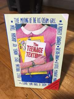 The Teenage Textbook or the Melting of the Ice-cream Girl by Adrian Tan