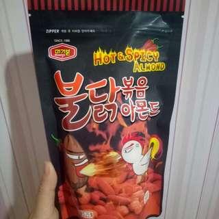 Almond samyang