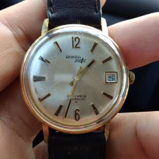 Vintage Ankramatic Gent automatic watch