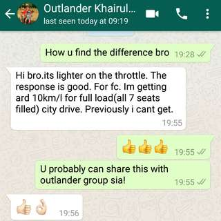 Misubishi Outlander Hurricane Performance Filter