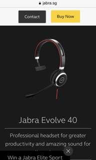 JABRA EVOLVE 40