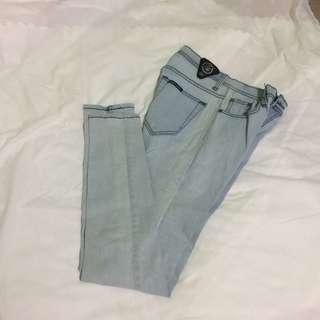 punny hw jeans