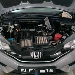 Honda Jazz Hurricane Air Filter