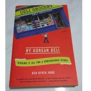[Self Development Book!] My Korean Deli: Risking It All for a Convenience Store