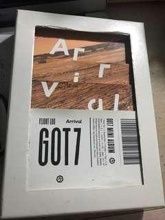 GOT7 - Arrival 淨碟