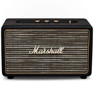 MARSHALL ACTON SPEAKER, BLACK With 1 Year Warranty Selling @ S$379