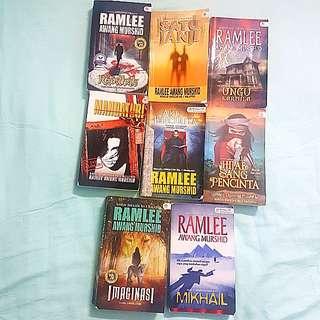 Books Ramlee Awang Murshid Novel