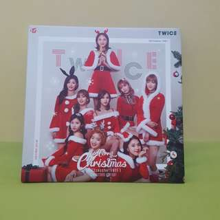 Twice淨專  lane 1 christmas edition
