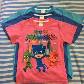 NEW PJMASKS T-shirt