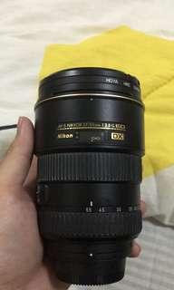 Nikon 17-55mm f2.8 ED