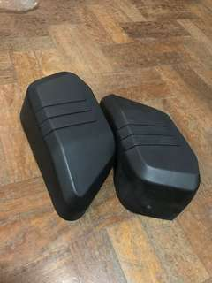 Fz 16 side cover