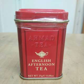 Ahmad Tea English Afternoon Tea 茶葉 25g