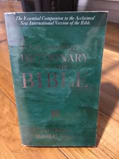 NIV Compact Dictionary of the Bible by J D Douglas & Merrill C Tenney