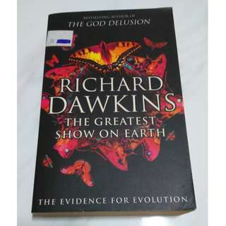 [Educational Book] The Greatest Show on Earth: The Evidence for Evolution