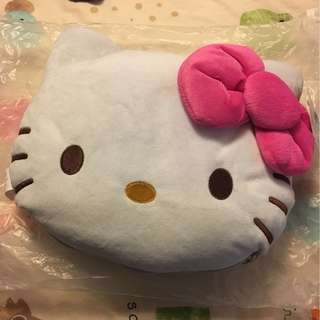 Hello Kitty 甜心旅行頸枕