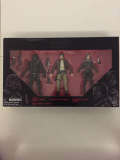 Star Wars TBS Rogue One set of 3