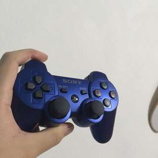 New PS3 controller