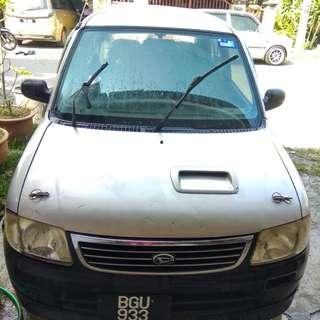Perodua Kelisa 1.0 Manual 2003