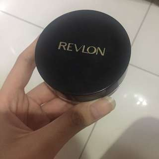 Revlon loose powder bedak tabur