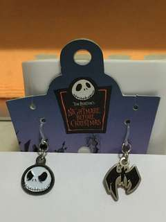 怪誕城穿耳環 The Nightmare Pierced Earring (Brand new 全新)