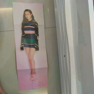 🆕 lee hi mini poster