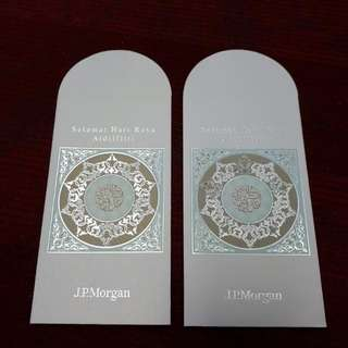 Angpow Packet Sampul Duit Raya JP Morgan