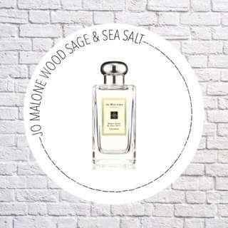 Jo Malone Wood Sage & Sea Salt 100ml v1